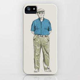 Abuelo iPhone Case