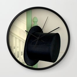 Fred's Hat, Gingerly Wall Clock