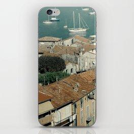 sky of water iPhone Skin