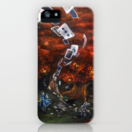 52 Pick up iPhone Case
