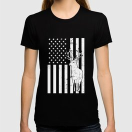 American Deer T-shirt