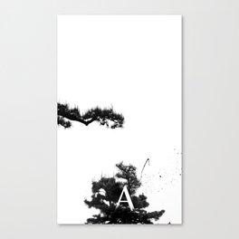 hisomu A. Canvas Print