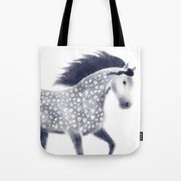 Dapple horse Tote Bag