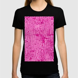 Pink Crocky Wock the Crocodile T-shirt