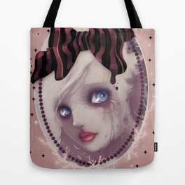 Mascara(de) Tote Bag