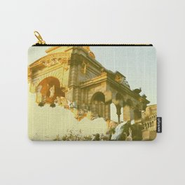 Barcelona Cubism Dreams Carry-All Pouch
