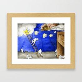 Dream Alive Framed Art Print