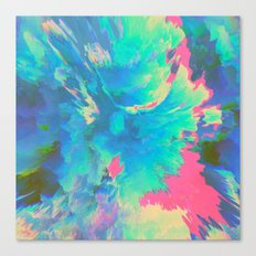Feel Like This Canvas Print