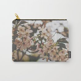 Blossoming in Portland Carry-All Pouch