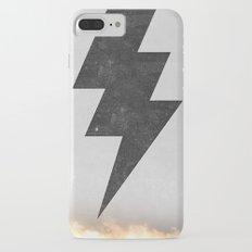 lightning strike iPhone 7 Plus Slim Case
