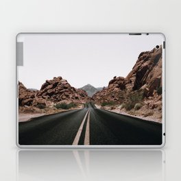 Road Trip / Valley of Fire Laptop & iPad Skin