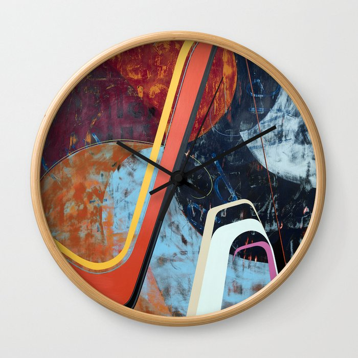 Something REALLY Strange Is Goin' On... Wall Clock