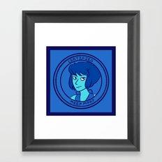 Certified Meep Morp Framed Art Print