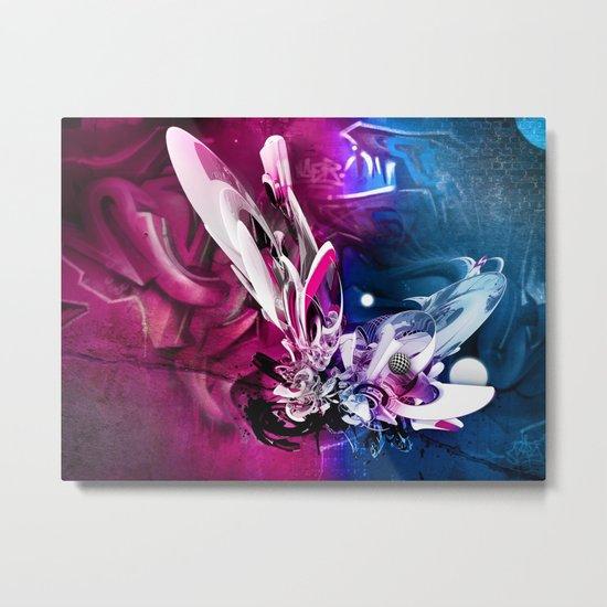 N-Vibe Metal Print