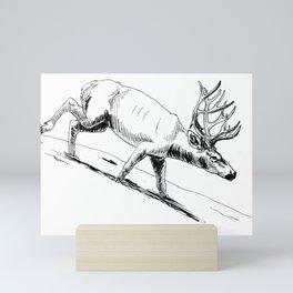 Late Fall Mini Art Print
