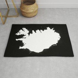 Iceland W&B Rug