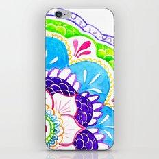 Watercolor Mandala iPhone & iPod Skin