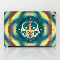 calendar iPad Cases featuring NEW MAYAN CALENDAR by Alberto Farca
