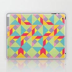 Colorful Tangram Pattern Laptop & iPad Skin