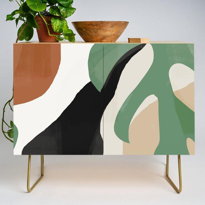 Abstract Art 37 Credenza