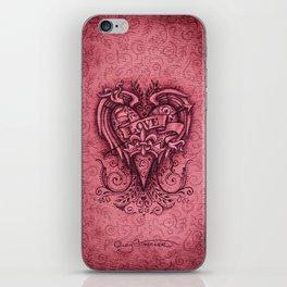 Be Mine iPhone Skin