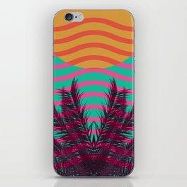 Beach vibrations 2 iPhone Skin