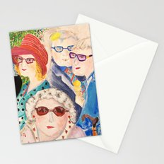 summer in Cambridge Stationery Cards