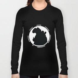 H.I.P.P.O.S. Logo Long Sleeve T-shirt