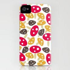 Mod Mushrooms Slim Case iPhone (4, 4s)