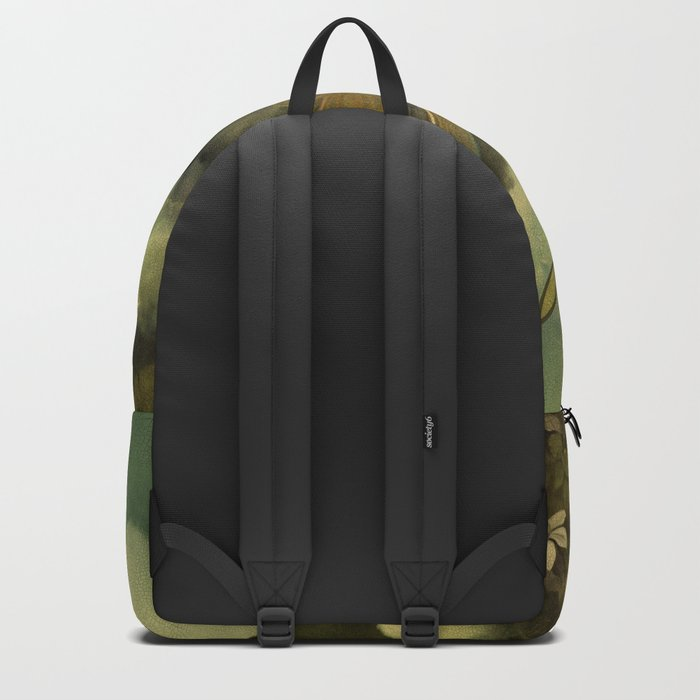 """""""The body, the soul and the garden of love"""" Backpack"""