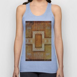 Mysterious Box Unisex Tank Top