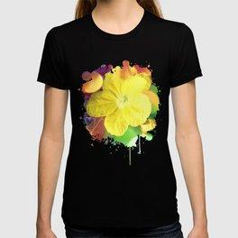 Secret Garden | Cucumber flower T-shirt
