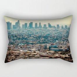 Los Angeles California Rectangular Pillow