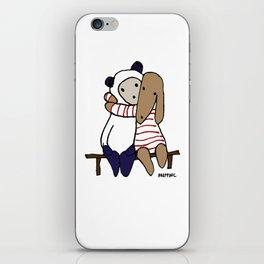 BB&P Hug iPhone Skin