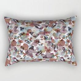 Girls on blossoms Rectangular Pillow