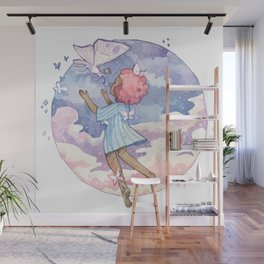 the recurring dream Wall Mural