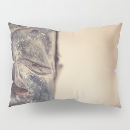 Buddha in Haw Phra Kaew, Laos Pillow Sham