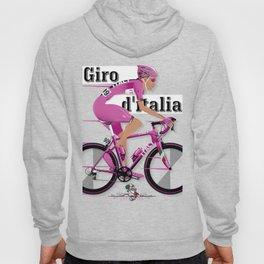 GIRO D'ITALIA Grand Cycling Tour of Italy Hoody