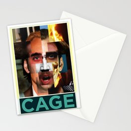 Nicolas Cage Movie Faces   Funny Meme   Nic Cage Face   Gift For Men, Woman Stationery Cards