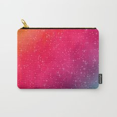 Colorful Galaxy Carry-All Pouch