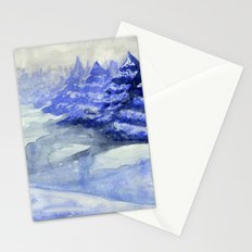 Fictional Landscape II Stationery Cards