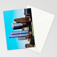 Pittsburgh Morning Stationery Cards