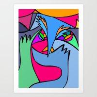 Dobos Art Print