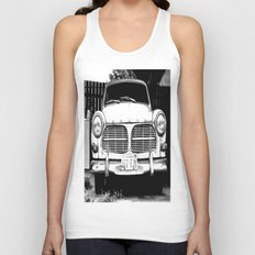 Old Volvo Unisex Tank Top