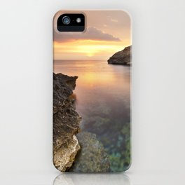 Costa Brava iPhone Case