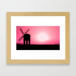 Pinkmill Framed Art Print