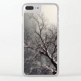 Unstable Clear iPhone Case