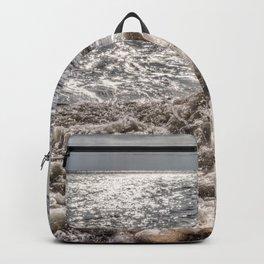 Breaking Waves Backpack