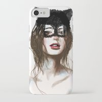 superheroes iPhone & iPod Cases featuring Superheroes SF by Dnzsea
