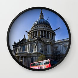 St Paul's Cathedral London Wall Clock